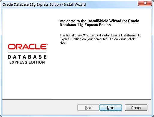 Installing Oracle XE under Debian/(K)Ubuntu is easier than Windows