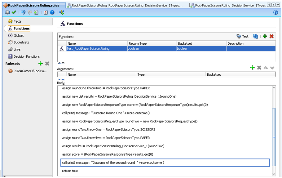 Introducing Decision Tables in the SOA Suite 11g Business