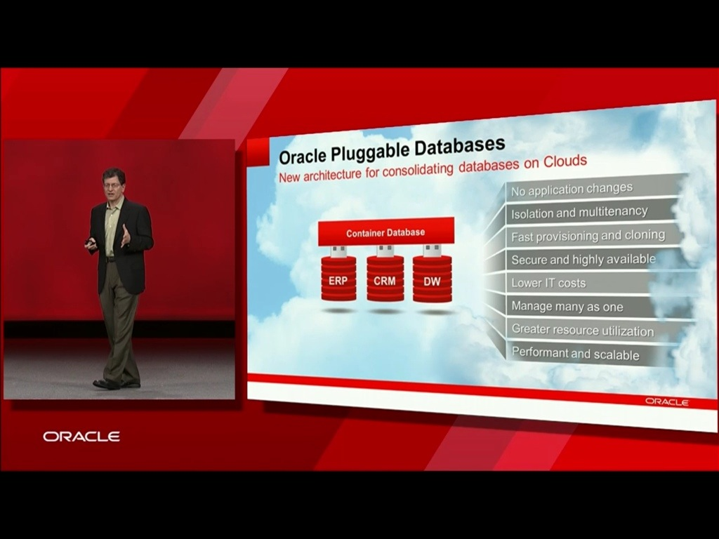 OOW 2012 – And was there news on the XMLDB front…?