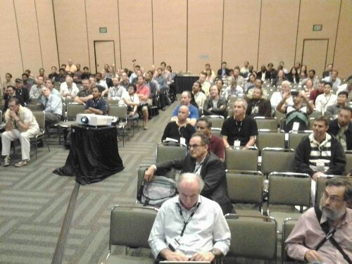 OOW 2012 : Sunday report