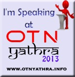 OTN Yathra 2013 – The six city Oracle tour of India