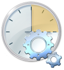 Process the content of the Windows scheduler