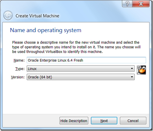 Oracle Database 12c: How to create a Virtual Box VM with Oracle