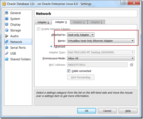 Oracle Database 12c: How to create a Virtual Box VM with