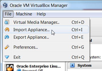 Oracle Database 12c: quickly create a virtual machine with