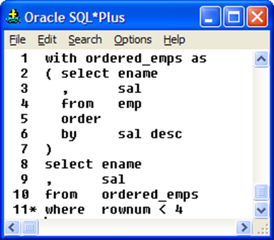 Oracle Database 12c: In Line PL/SQL Functions in SQL queries