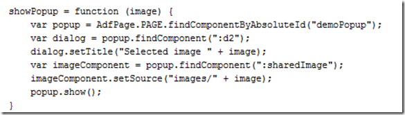 ADF 12c: Using WebSockets to implement client to client push (in a