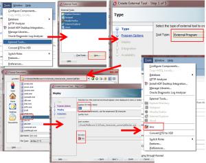JMC as tool in JDev