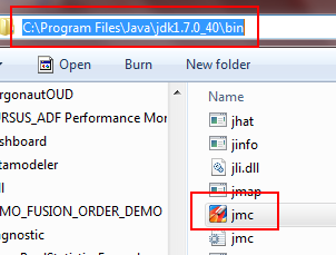 start JMC
