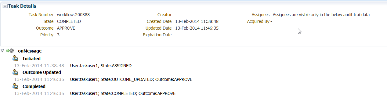 second assignee approved