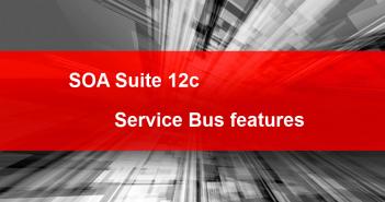 12c Service Bus Header image
