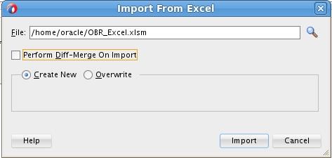 SOA/BPM Suite 12c: Oracle Business Rules - MS Excel