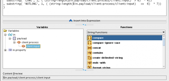 How to create an if-then-else expression (aka ternary
