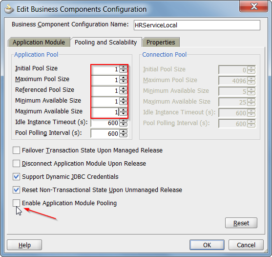 10 tips for ADF Application (Module Pool) tuning