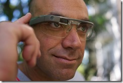 Just in time, just in context Google Glass