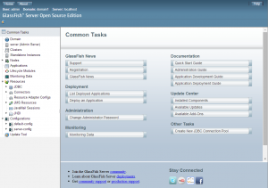 Running your ADF Essentials application on Glassfish 3
