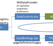 From webservice to ADF page definition file