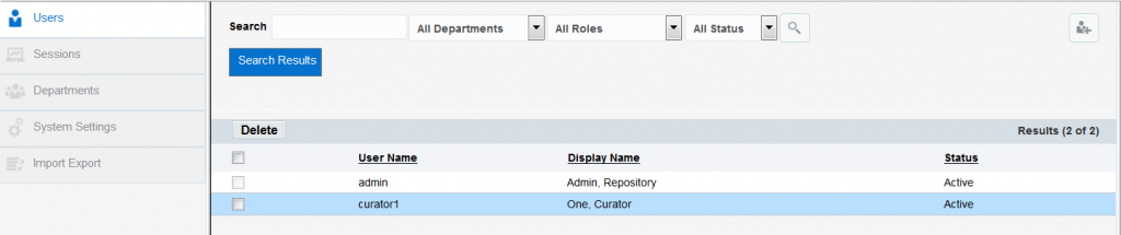 OAC12c: Search, edit or delete Users