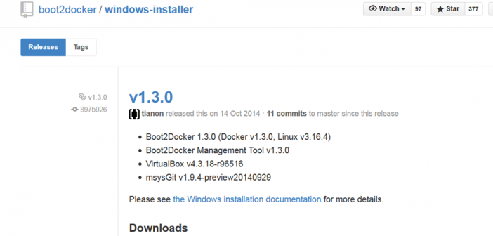 My First Steps with Docker - starting from Windows as the
