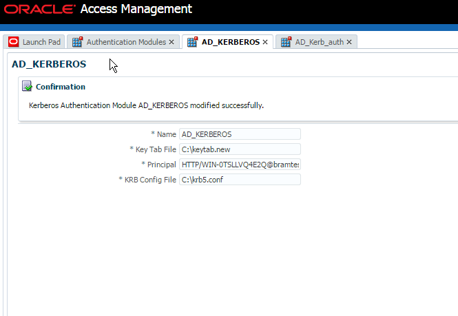 How to integrate OAM with windows natively (Part 2) - AMIS Oracle