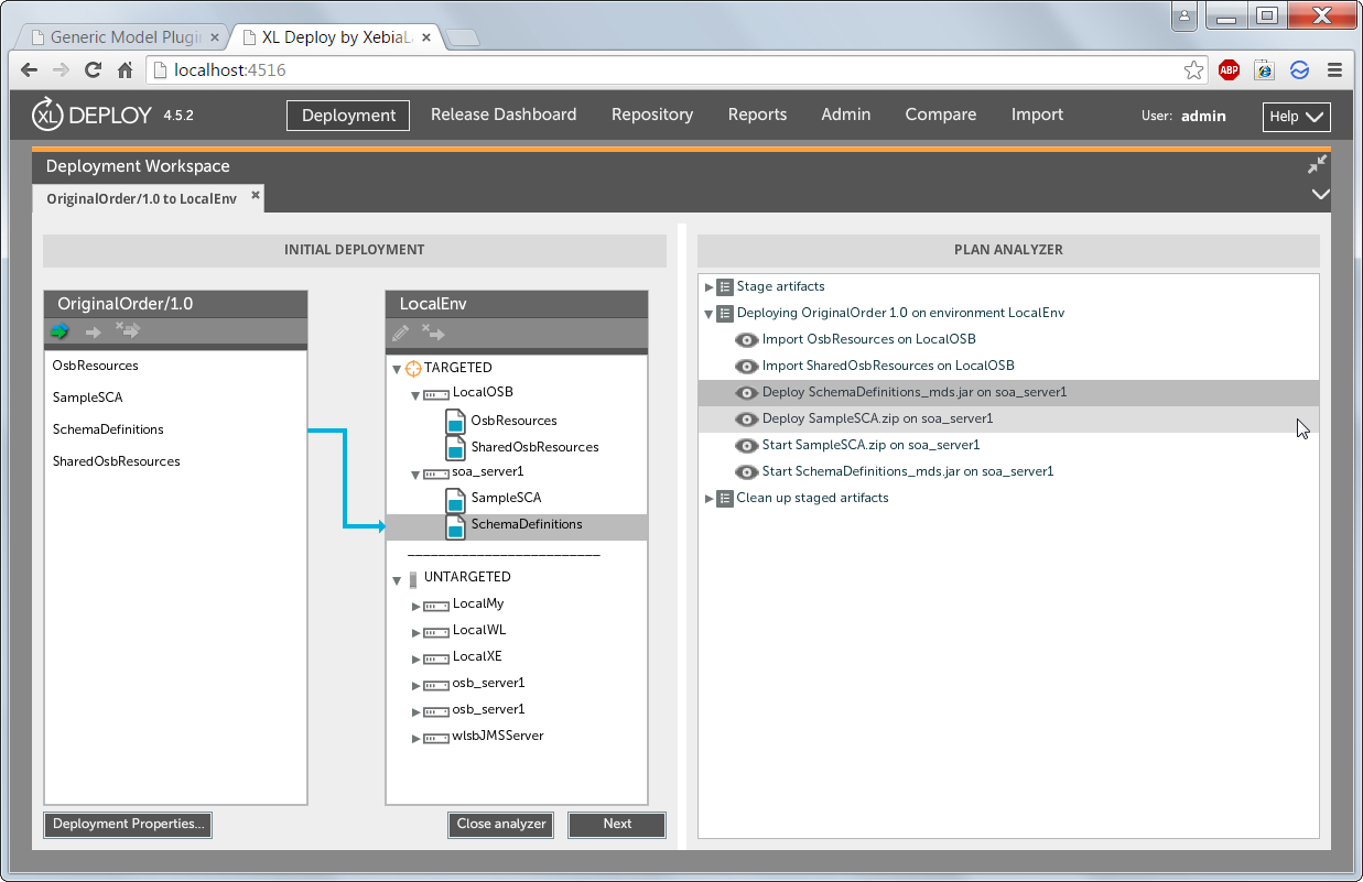 XL Deploy: Simple Case of Custom Deployment - AMIS Oracle and Java Blog