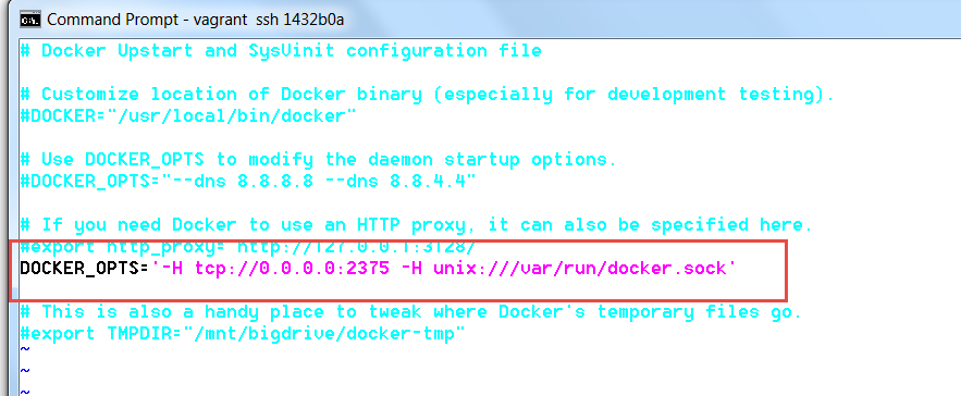 how to get to the gui with docker