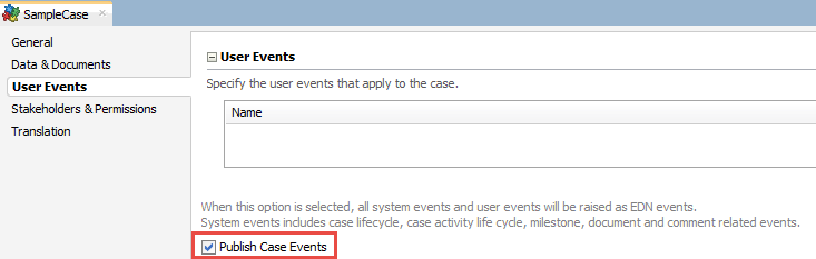 BPM Suite 12c: Oracle Adaptive Case Management: Monitoring Case Events