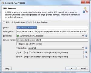 SynchReadXMLProcess