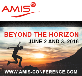 AMIS 25 - BEYOND THE HORIZON