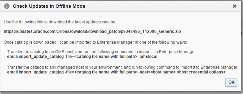 Implementing ORAchk in Oracle Enterprise Manager 13c - AMIS