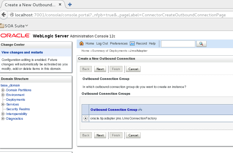 Oracle Middleware and IBM MQ Series – Configuration of JMS and MQ