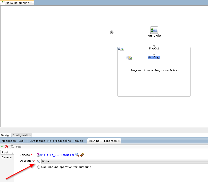Oracle Middleware and IBM MQ Series - Use case: MQ Adapter