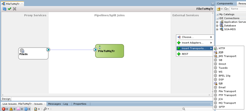 Oracle Middleware and IBM MQ Series - Use case: MQ Transport - AMIS