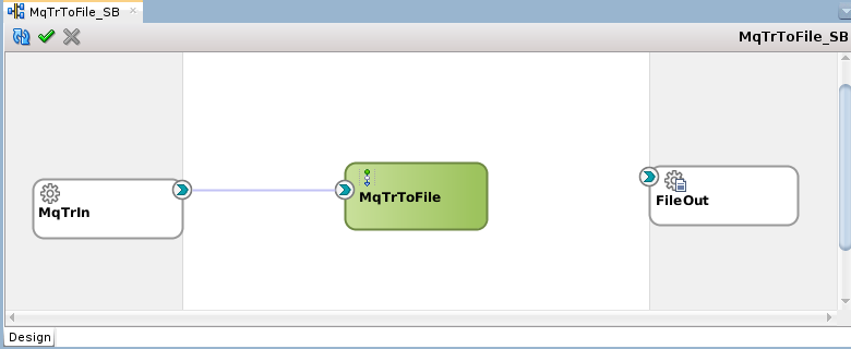 Oracle Middleware and IBM MQ Series - Use case: MQ Transport