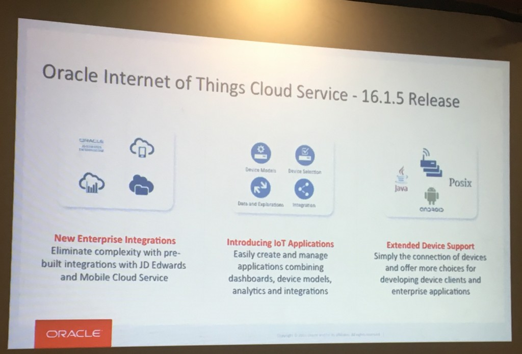Iot Cloud Service 16.1.5