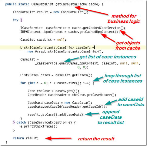 ejb_cache - 013 business logic code