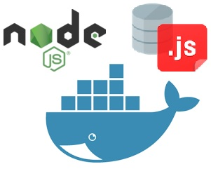 Create an oracledb enabled Node.js application container
