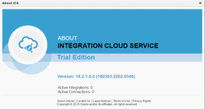 Integration Cloud Service