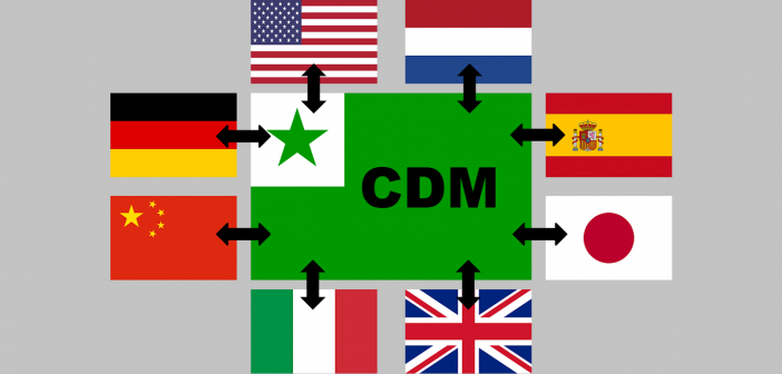 Canonical Data Model Metaphor: Esperanto