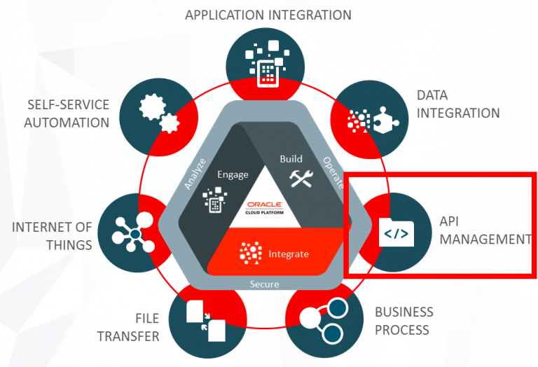 Oracle PaaS Cloud – The API Platform Service – launch date Winter 2016/17
