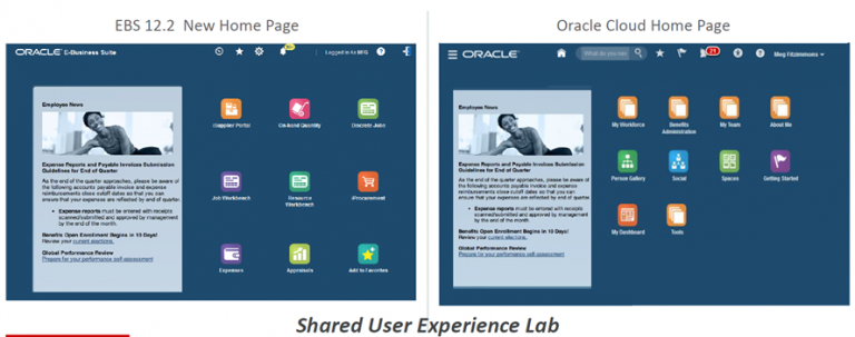 User eXperience at work at Oracle – the latest from Oracle OpenWorld 2016