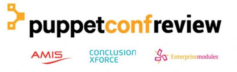 Event: PuppetConf 2016 Review, 24 November – Nieuwegein