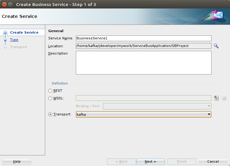 Oracle Service Bus: Produce messages to a Kafka topic - AMIS