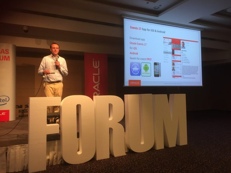 The value of the Oracle PaaS Partner Community Forum
