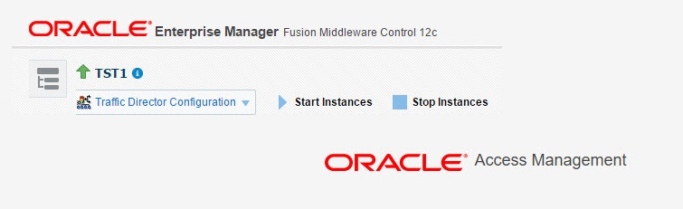 Configuring Oracle Traffic Director 12c with WebGate