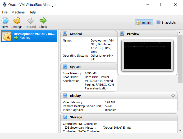 Virtualization on Windows 10 with Virtual Box, Hyper-V and Docker