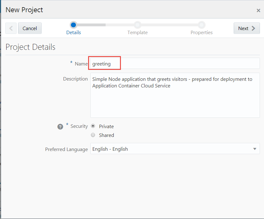 Automating Build and Deployment of Node application in Oracle