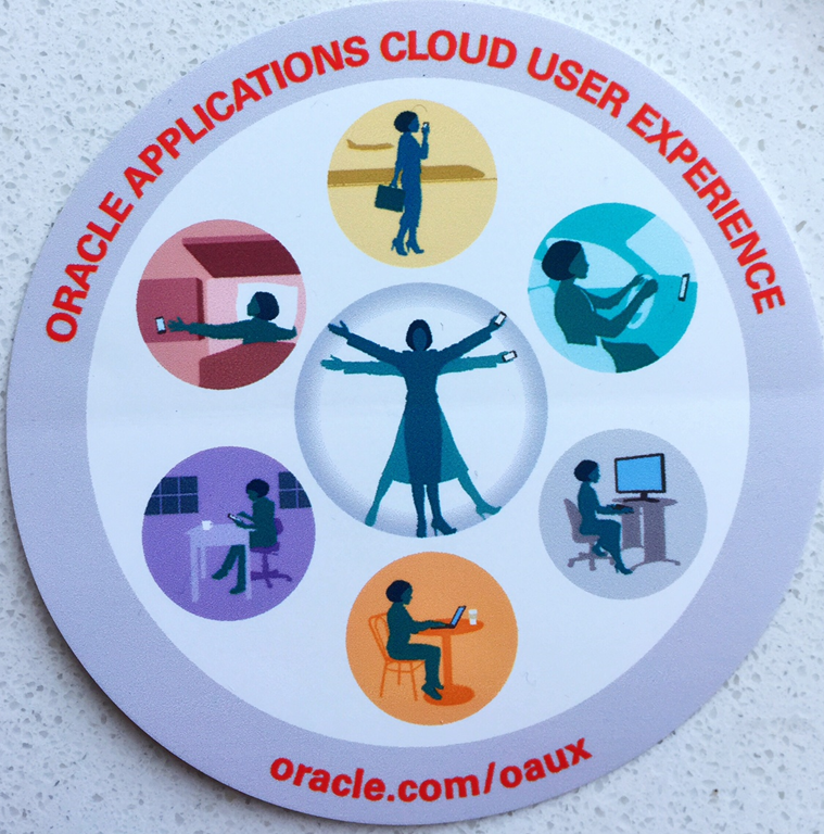Oracle Applications Cloud User Experience Strategy Day– Directions for User Experience