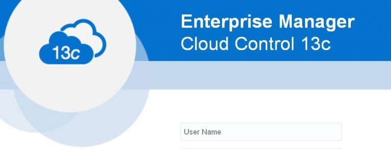 Using Java Management Extensions within Oracle Enterprise Manager Cloud Control 13c