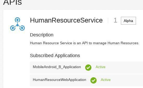 Oracle API Platform Cloud Service: using the Developer Portal for